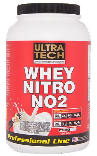 Whey Nitro NO2