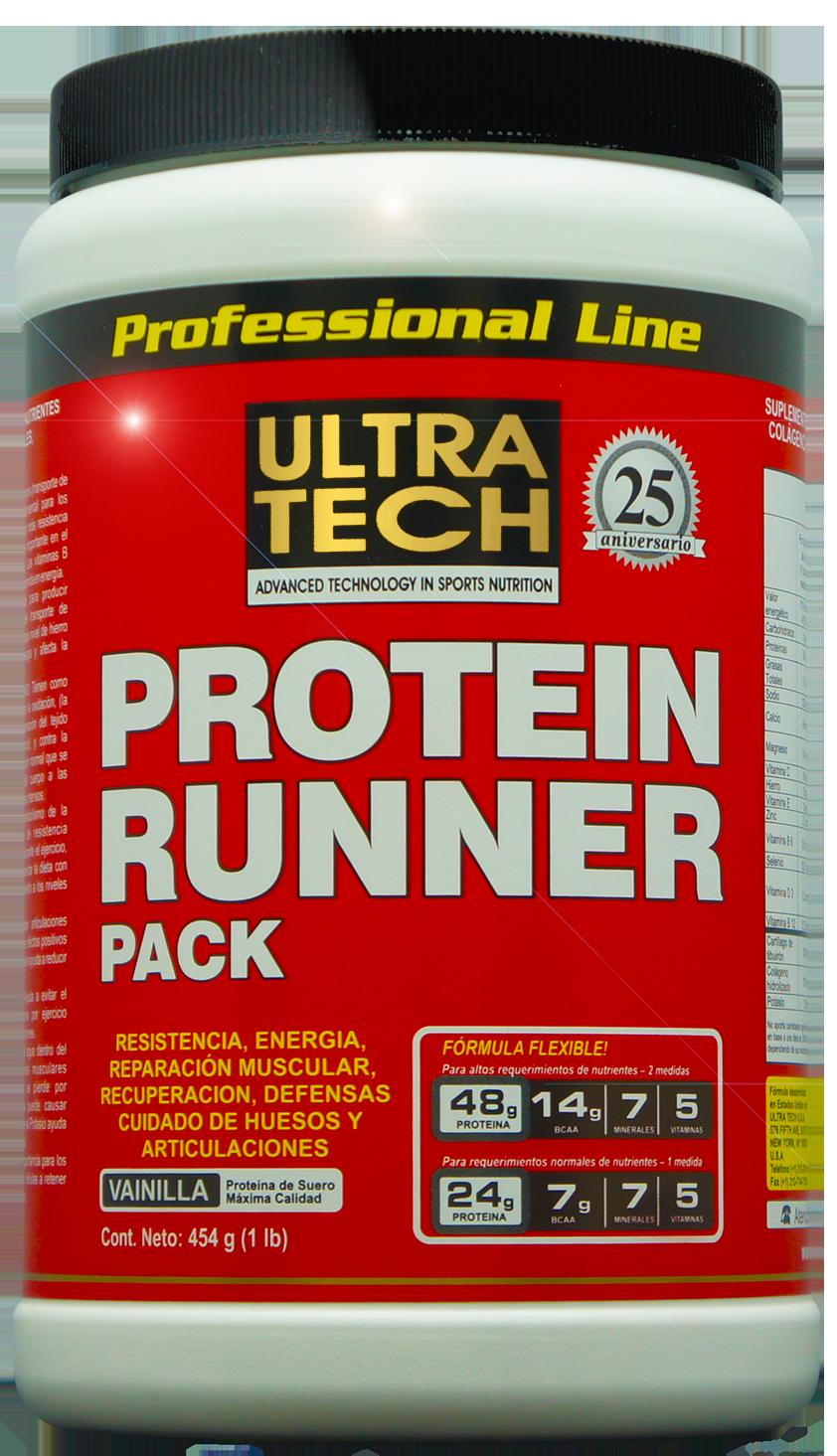 Protein Runner Pack