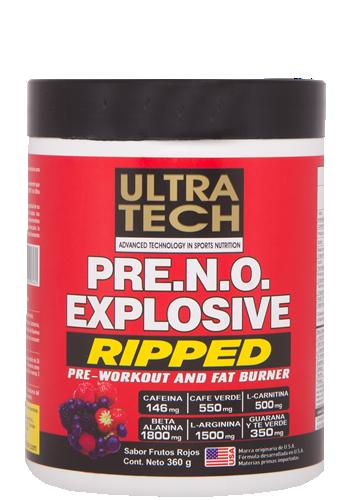 Pre N.O. Explosive Ripped