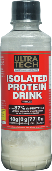 Isolated Protein Drink