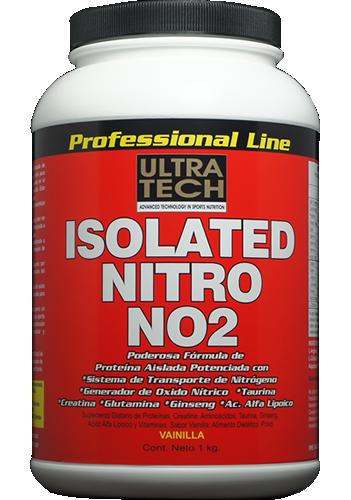 Isolated Nitro NO2