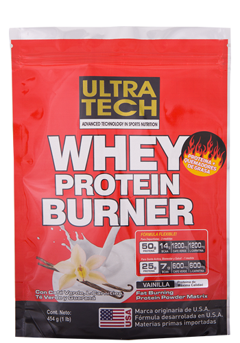 Whey Protein Burner