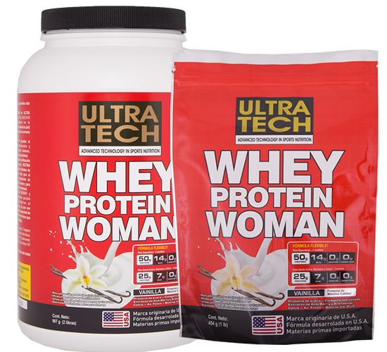 Whey Protein Woman