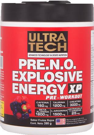 Pre N.O. Explosive Energy XP