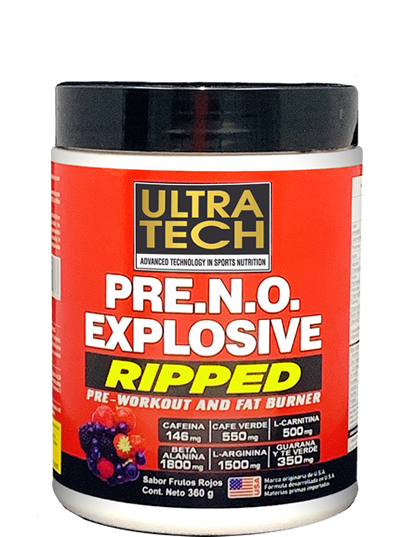 Pre N.O. Explosive Ripped
