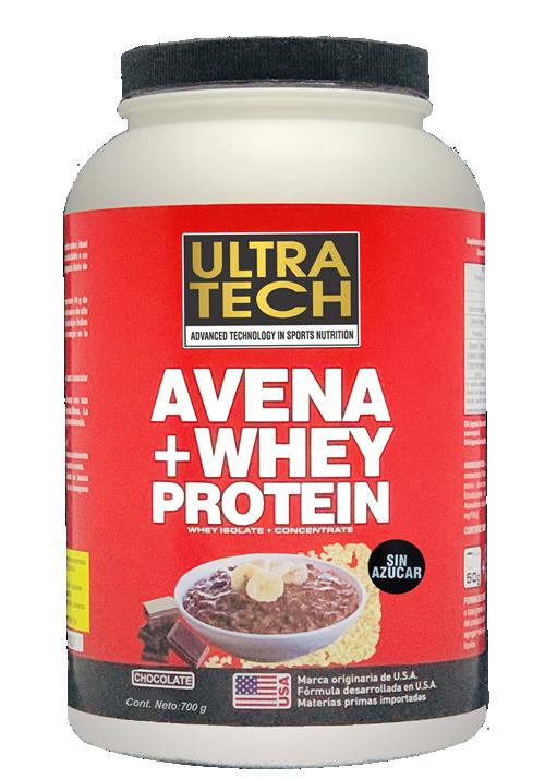 Avena + Whey Protein